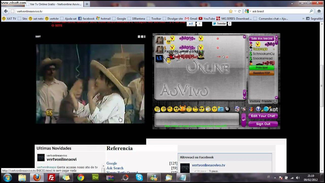 Series ao vivo online