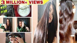 मेहंदी में सिर्फ 2 चीज़ मिलाने से ऐसा result मिलेगा | Henna Hair Mask