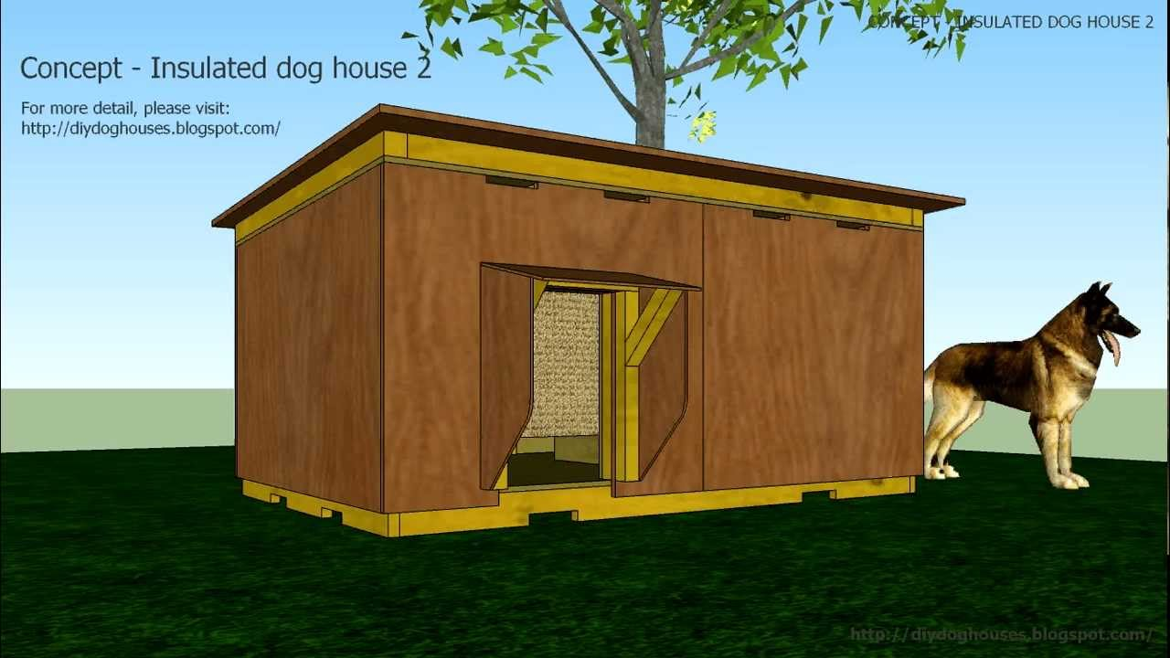 U Tube Doghouse