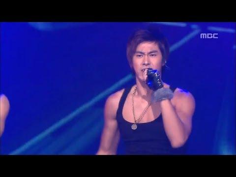 TVXQ - Hey!, 동방신기 - 헤이!, Music Core 20081018