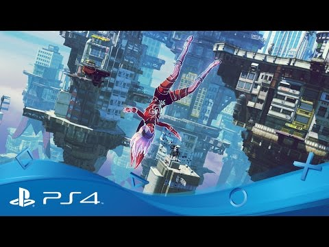 Gravity Rush 2 | Systém PS4