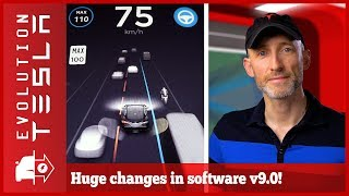 Huge Changes in Tesla Software Version 9 - Autopilot, Dashcam, Atari Games and More!