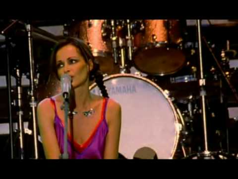 The Corrs- Live Lansdowne Road (Dublin) 1999- Sharon & Caroline- No Frontiers