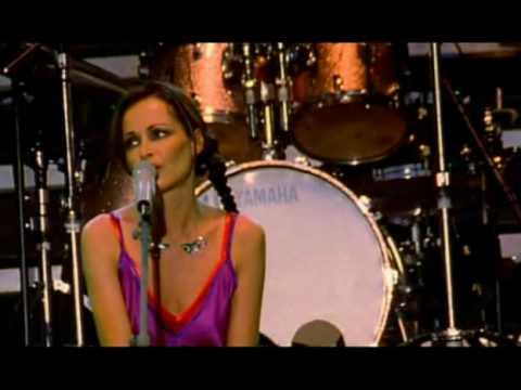 The Corrs- Live Lansdowne Road (Dublin) 1999- Sharon & Caroline- No Frontiers