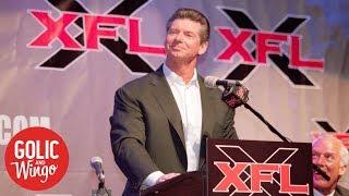 Vince McMahon looking to reboot XFL? | Golic and Wingo | ESPN