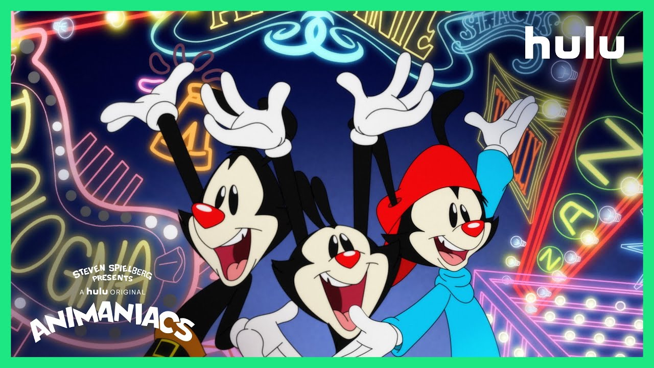 Trailer de Animaniacs