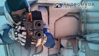 Mass Effect: Andromeda - Initiative: Fegyverek