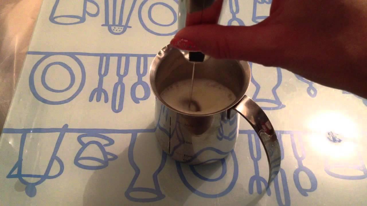 faire un cappuccino pr parer un caf youtube. Black Bedroom Furniture Sets. Home Design Ideas