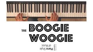 What is Boogie Woogie? Boogie Woogie Explained in 2 minutes