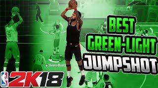 NBA 2K18 BEST JUMPSHOT FOR GREEN-LIGHT FOR NON-SHOOTING