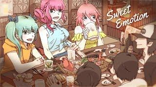 Sweet Emotion - yksb feat. IA, Hatsune Miku, Megurine Luka