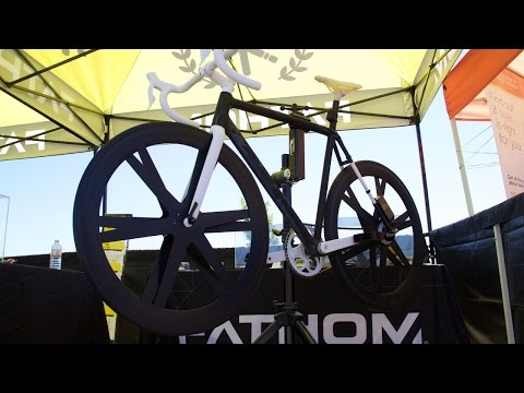 3D Printing Bicycles [ 2015 Sea Otter Classic ]