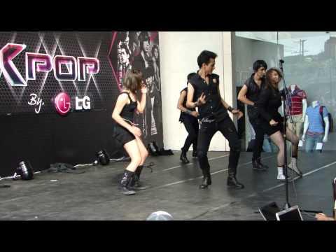 Concurso K-Pop LG Bucaramanga - BLACK BEAT