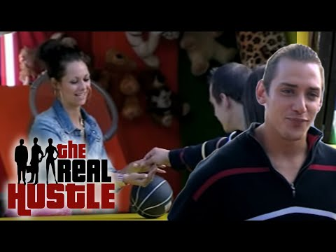 The Real Hustle: Basket Ball With Jessica Jane Clement