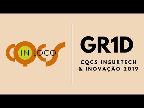 Imagem post: GR1D no CQCS Insurtech & Inovação 2019