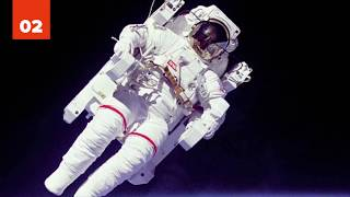 25 Space Facts That Will Both TERRIFY And AMAZE You
