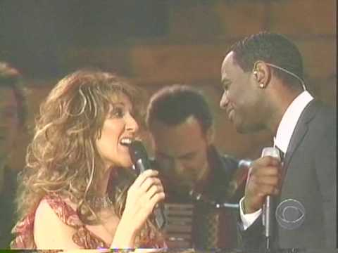 Celine Dion Medley with Brian McKnight