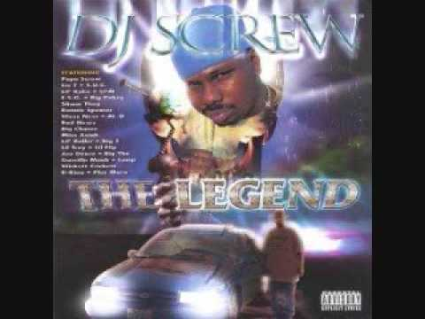 Dj Screw-I Ain't Hatin'