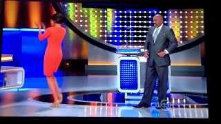 Family feud steve harvey two steps to george strait