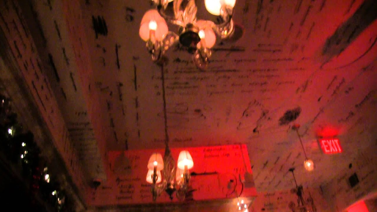 Onegin Restaurant New York