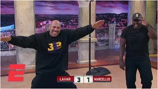 LaVar Ball goes one-on-one against Marcellus Wiley | SportsNation