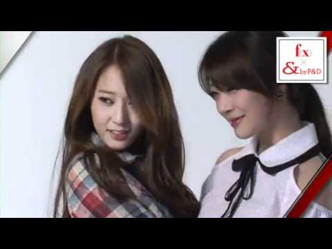 JungLi 정리 (Sulli & Krystal) - Let Me Be With You