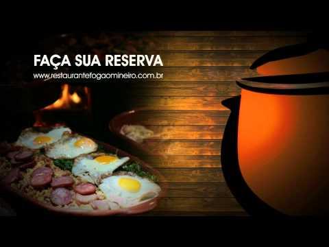 Vídeo Institucional - Restaurante Fogão Mineiro