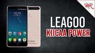 Video Leagoo KIICAA Power fO18lBPataw
