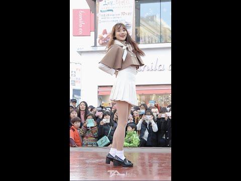 [ 직캠 / fancam ]160116 에이프릴(April) 나은(Na-Eun)   무아(Muah) @대구게릴라 by TaeEon