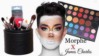 Morphe x James Charles 34 Piece Brush Set