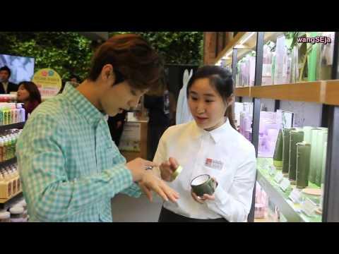 [Eng Sub] EXO-M Nature Republic Hong Kong Fansign BTS