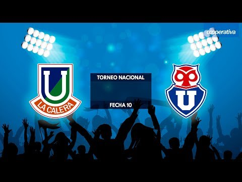 Deportes Union La Calera vs Universidad De Chile