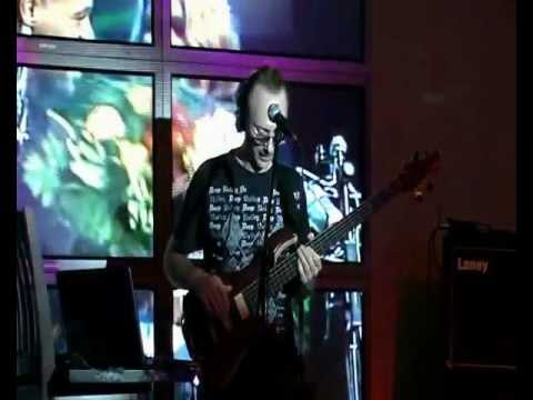 Mike Krymov Solo on Bass
