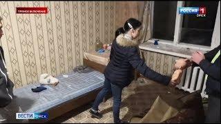 В Омском областном суде проходит оглашение приговора Светлане Мирзоевой