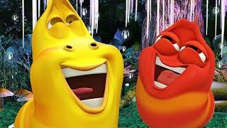 LARVA - ONCE UPON A TIME | Cartoon Movie | Cartoons For Children | Larva Cartoon | LARVA Official