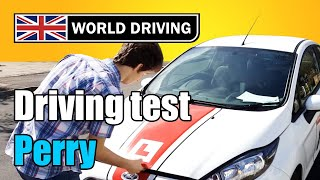 UK driving test (Perry's test) - Driving test tips