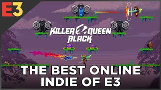 The BEST Online Mechanic at E3: Killer Queen Black | Polygon @ E3 2018