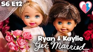 "S6 E12 ""Ryan & Kaylie Get Married"" 