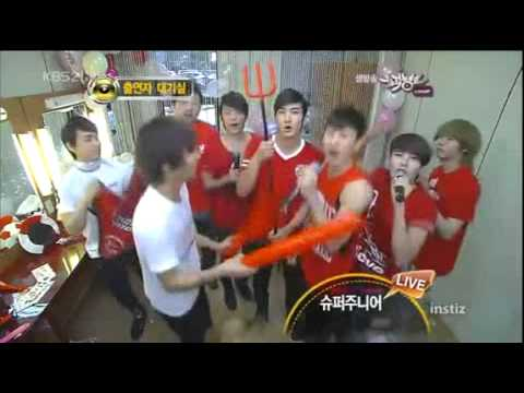 Super Junior Waitingroom Compilation.mp4