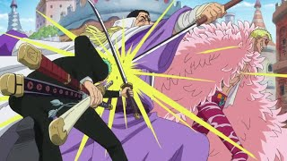Zoro Vs Fujitora [Full Fight] - One Piece Eng Sub [HD]