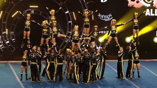 Top Gun Allstars TGLC NCA 2018 Day 2