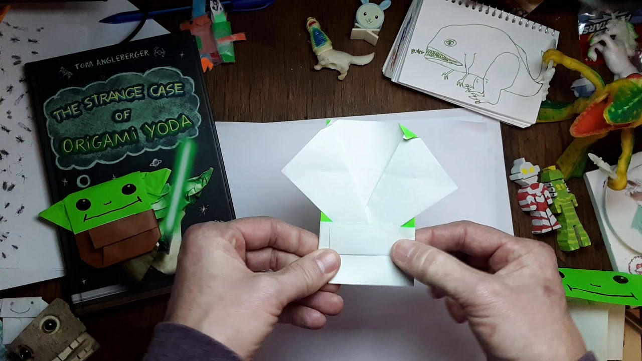 The Strange Case of Origami Yoda - Read to Them | 720x1280