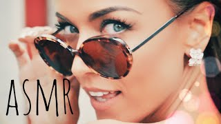 ASMR Gina Carla 🕶 Eyeglasses #Extra Soft Spoken! Lay back and relax☺️