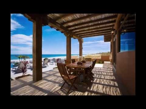 Baja California Sur Vacation Rental Home BEACHHOUSE.com - El Cardonal, Los Barriles, Oceanfront