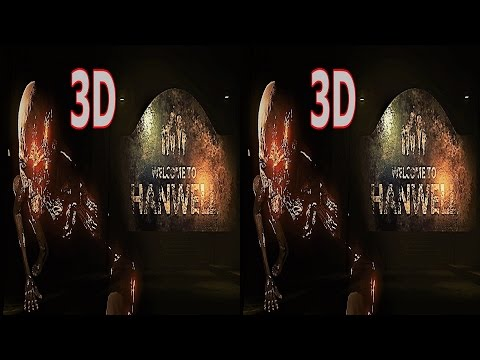 Welcome To Hanwell 3D VR TV video SBS 3D VR TV Game Video
