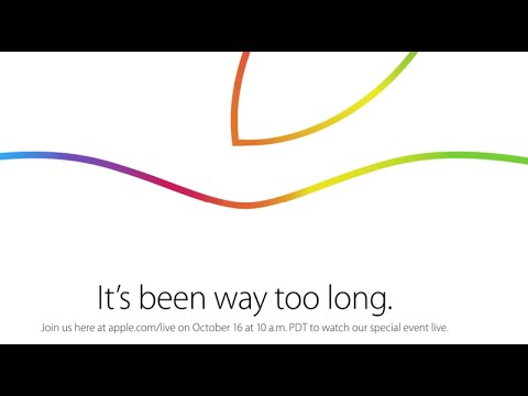 Baixar Apple Event Live Show - New iPad Air 2, iPad Mini 3, and 5k iMac!