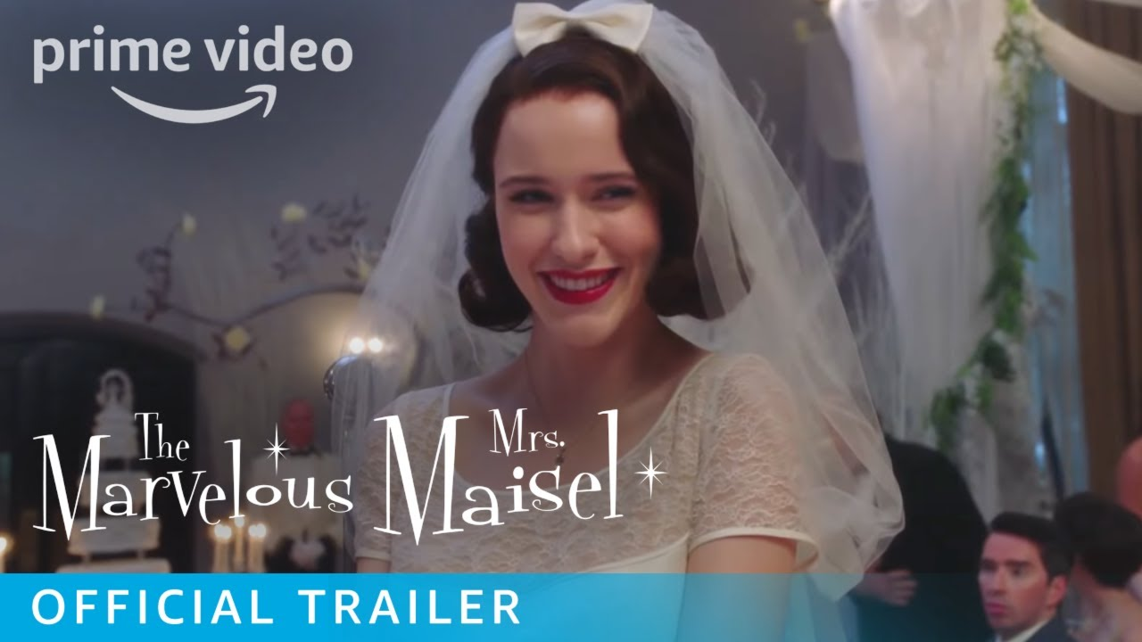 Trailer de The Marvelous Mrs. Maisel