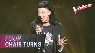The Blind Auditions: Stellar Perry sings 'Always Remember Us This Way'   The Voice Australia 2020