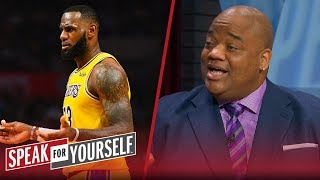 Jason Whitlock thinks that athletes are wallowing too much in victimhood   NBA   SPEAK FOR YOURSELF