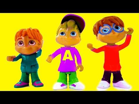 41 Minutes Alvin PJ Masks Disney Lion Guard Secret Life of Pets Finger Family Toys Nursery Rhymes